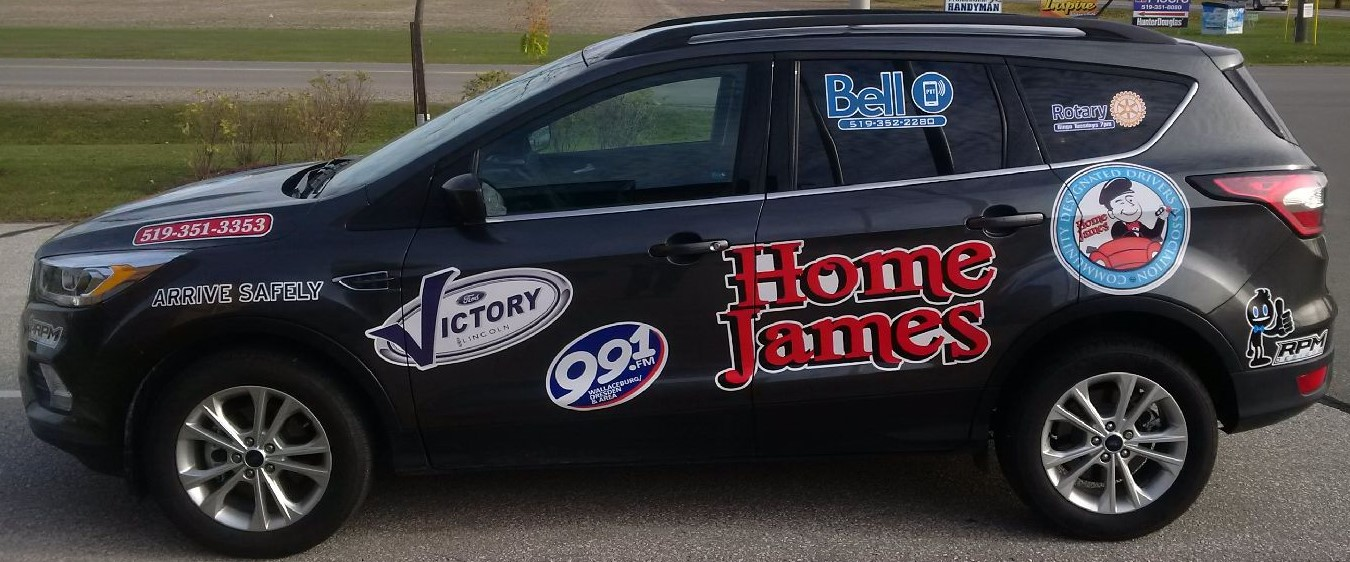 Home James Car 2
